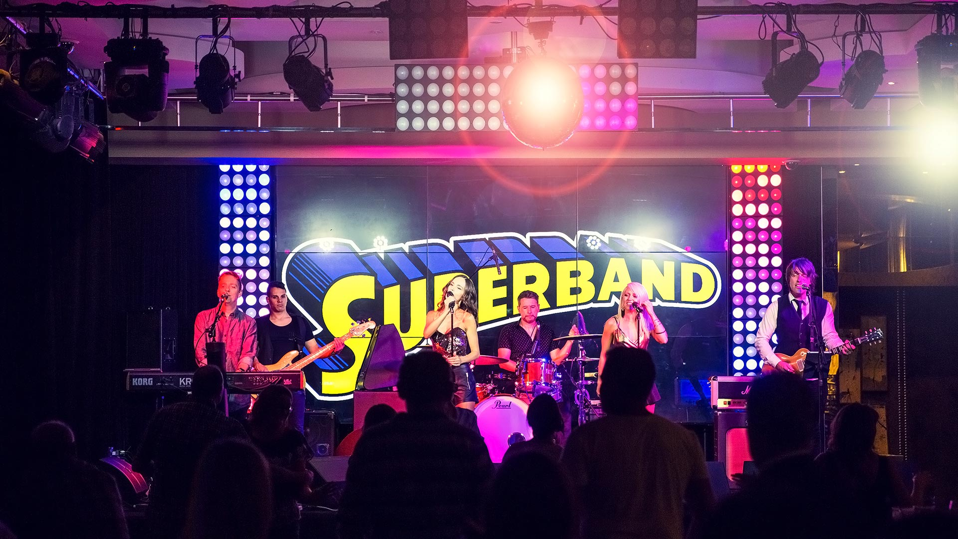 Superband Gigs